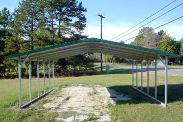 Price, Design, and Purchase Metal Carports in Cary NC