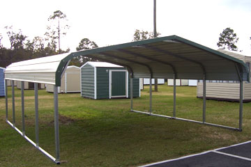 Build, Price, and Purchase metal carports in Greensboro, NC