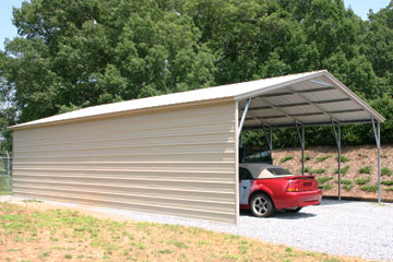 Customize and purchase metal carports in Fayetteville, NC
