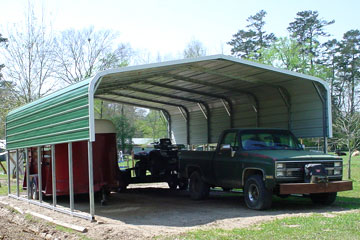 EZCarports delivers metal carports to Stafford VA