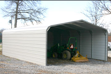 Build, price and buy metal carports in Arlington, VA