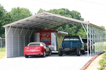 Click to begin building metal carports in Pendleton, SC
