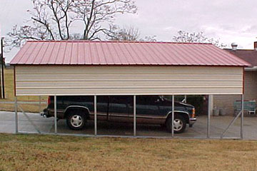 carports/vertical-roof-carport/vertical-roof-single-quarter-wall-steel-carport-15x25-ezcarports.jpg